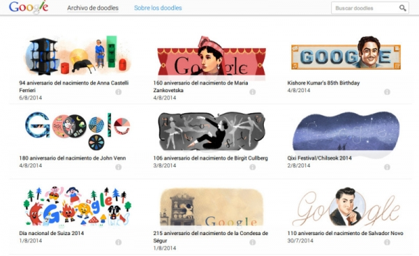 doodles-de-google