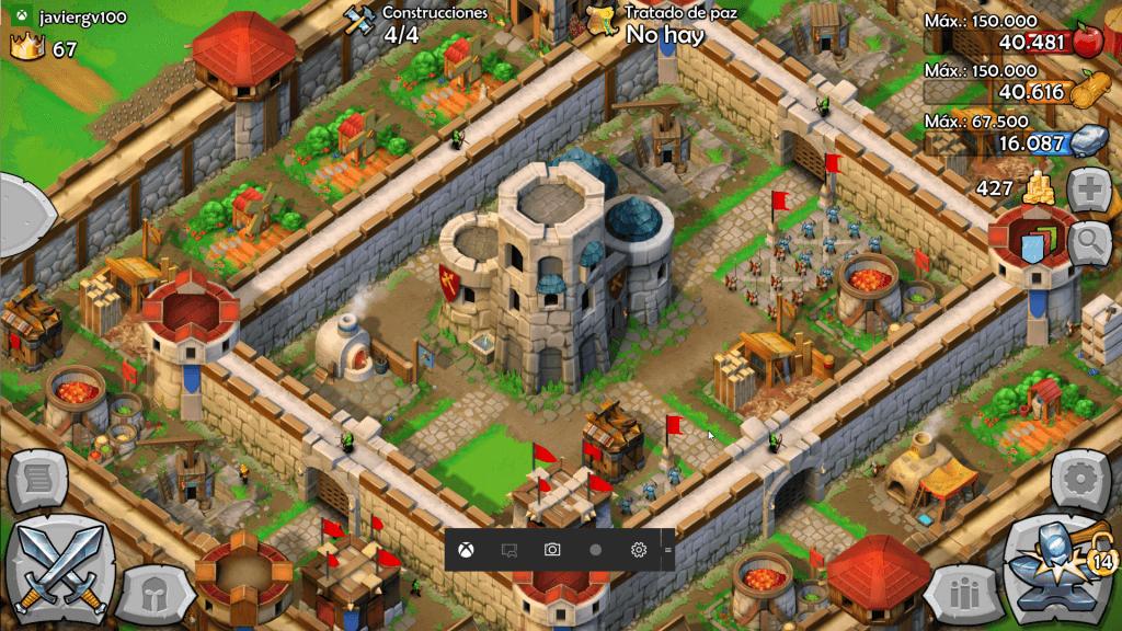 Barra-de-juego-en-AoE-Castle-Siege