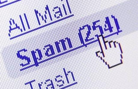 spam correos