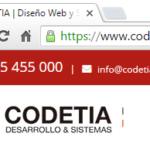 codetia.com mas segura que nunca